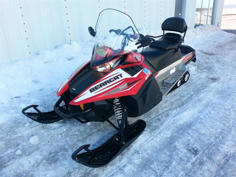 Arctic Cat Bearcat XT 7000 2016