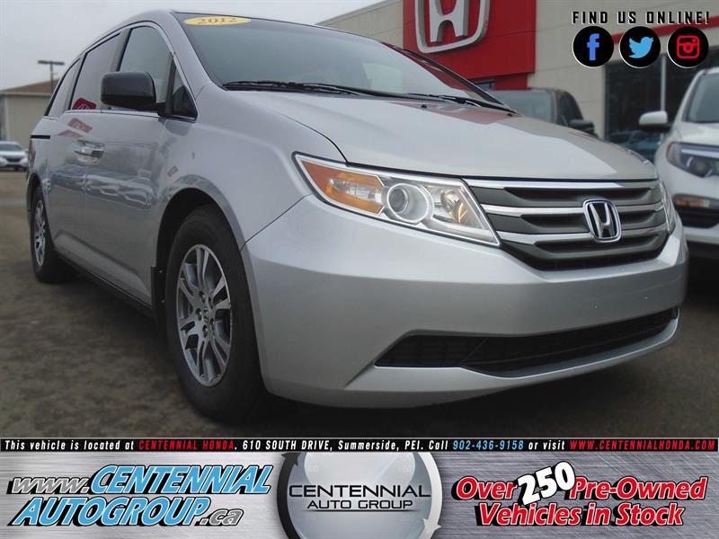 2012 Honda Odyssey EX #8413A