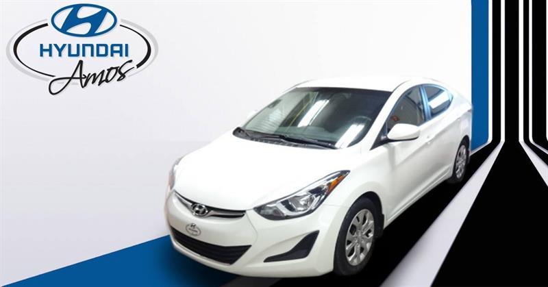 Hyundai Elantra 2015 GL #17236A