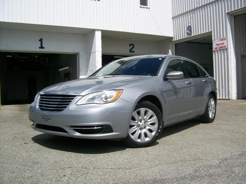 Chrysler 200 2014 LX #00960A