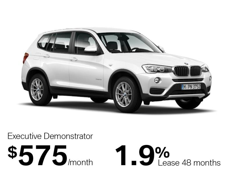 2017 BMW X3 xDrive28i - $0 DOWN PAYMENT #H2332