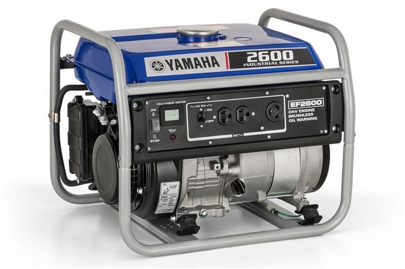 Yamaha EF2600C 2018