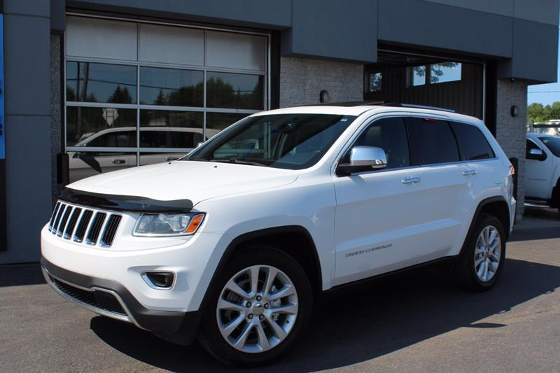 Jeep Grand Cherokee 2014 4WD Limited #A6412