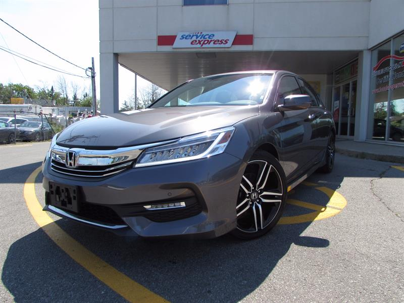 Honda Accord Sedan 2016 4dr V6 Auto Touring NAVI #44154