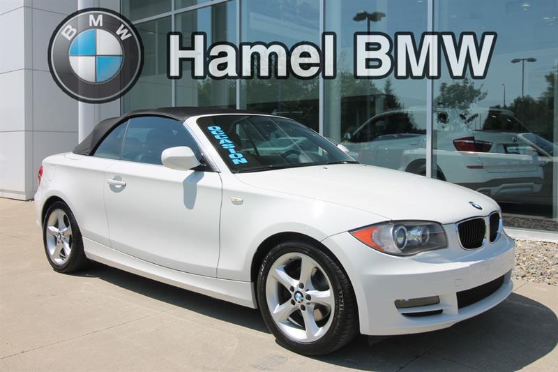 BMW 1 Series 2011 2dr Cabriolet 128i #u17-182b