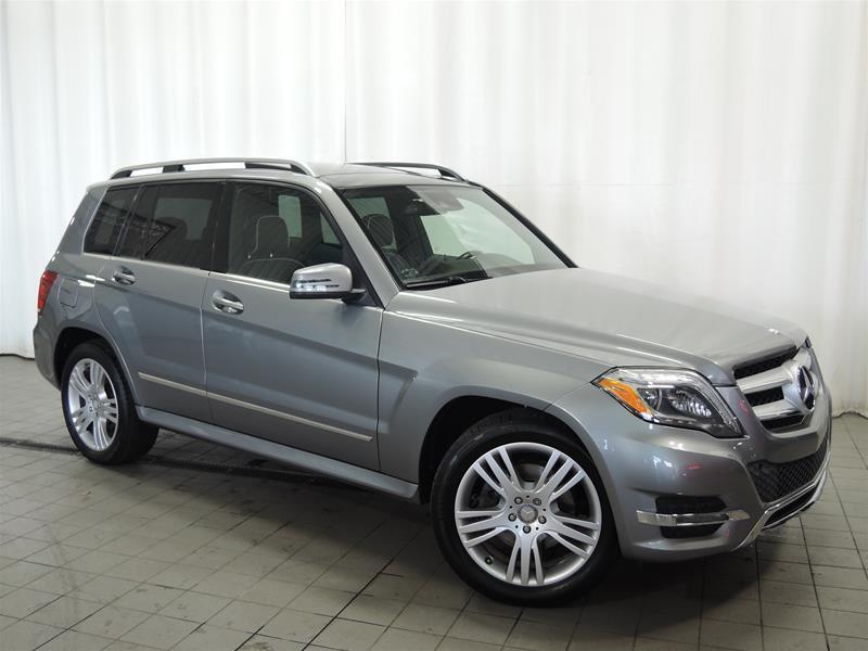 Mercedes-Benz GLK250 2015 BlueTEC 4MATIC *ÉDITION AVANTGARDE* #U17-0542A