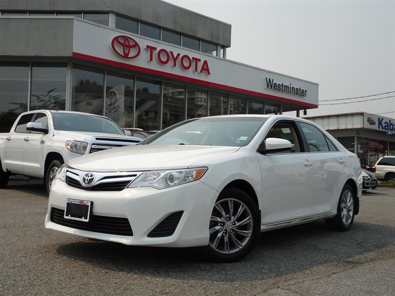 2014 Toyota Camry LE #P6343T