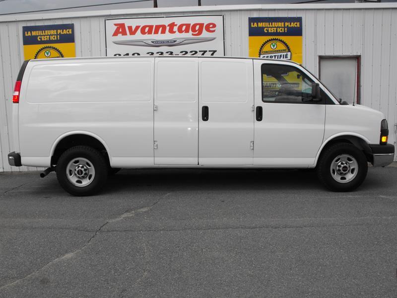 GMC Savana Cargo Van 2016 RWD 2500 155 #0826