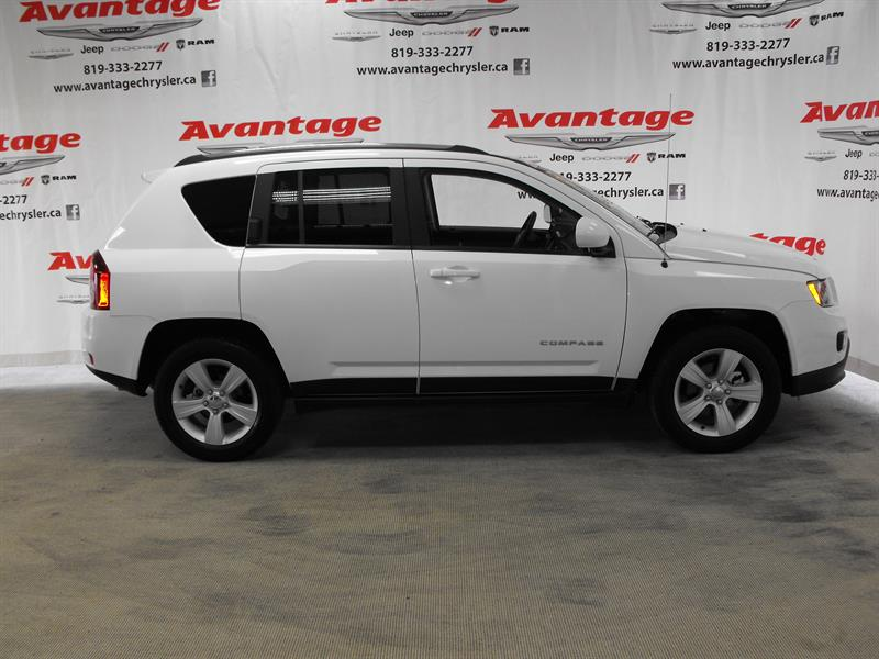 Jeep Compass 2016 4WD 4dr High Altitude #0825