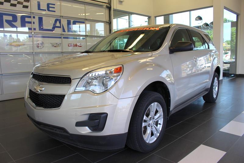 Chevrolet Equinox 2012 LS #C834024A