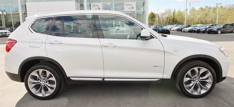 BMW X3 2017 xDrive28i #17-364