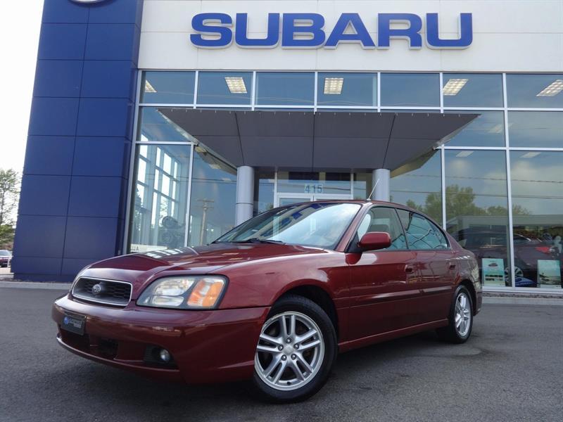 Subaru Legacy 2004 L #17-081A