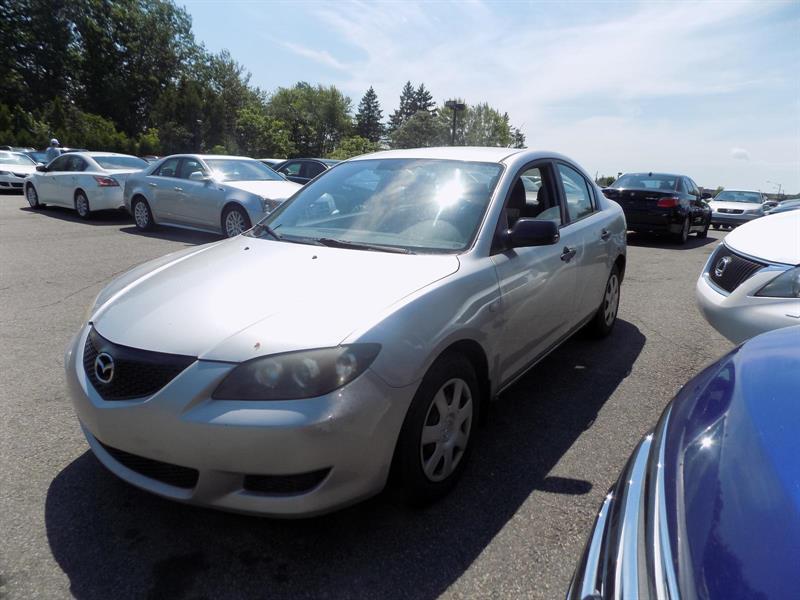 Mazda MAZDA3 2005 GX #PATE7162