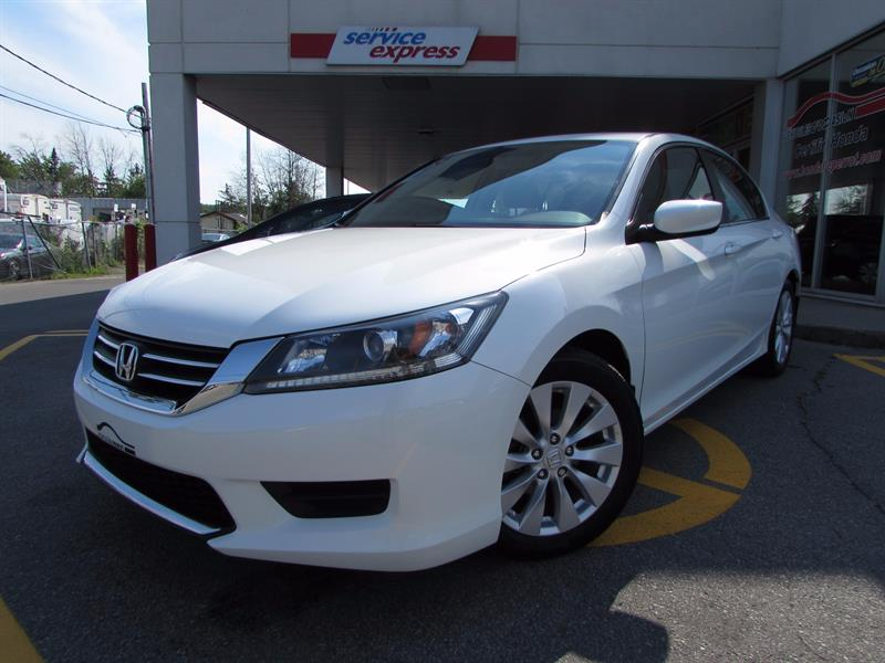 Honda Accord Sedan 2013 4dr I4 Auto LX BLUETOOTH CAMERA DE RECUL  #44165