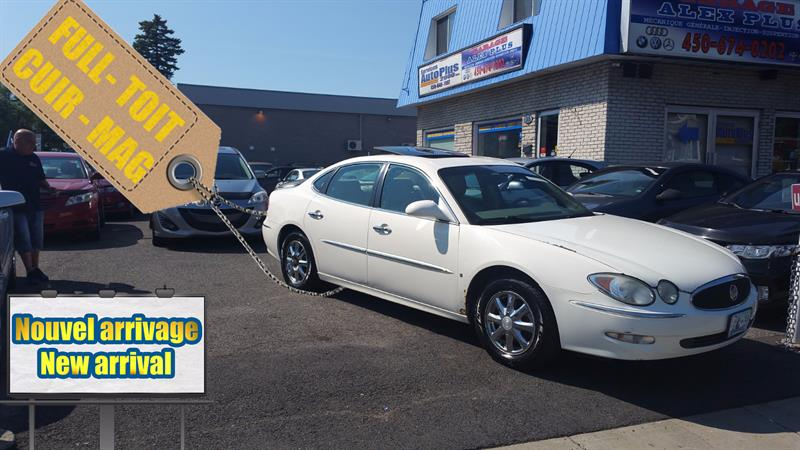 Buick Allure 2006 FULL - CUIR - TOIT - VENTE RAPIDE #BUICALL06-BLANC