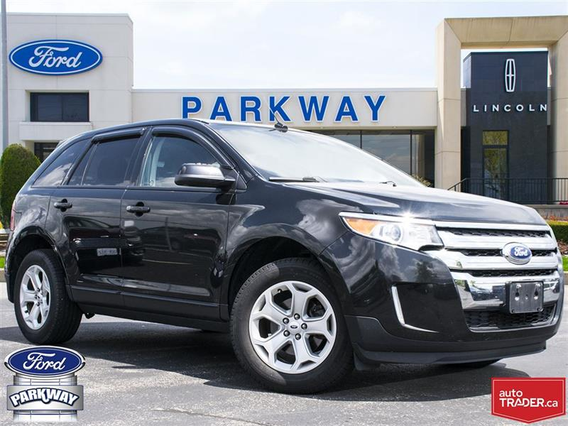 2013 Ford EDGE SEL FWD #KC5110A