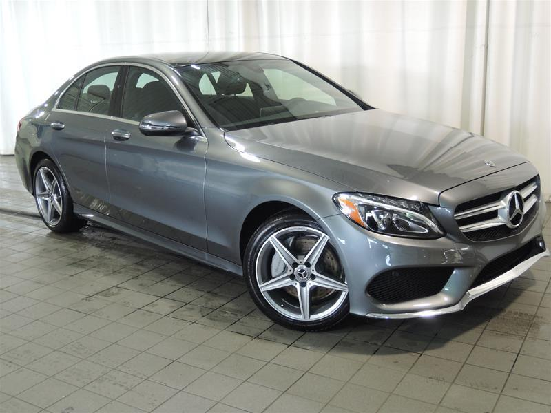 Mercedes-Benz C300 2018 4MATIC Sedan #18-0077