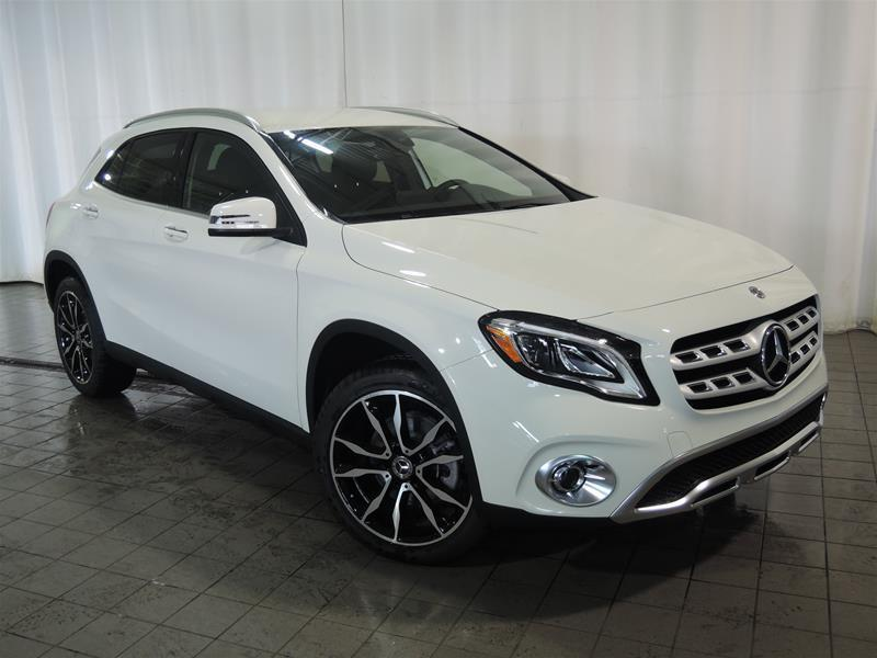 Mercedes-Benz GLA250 2018 4MATIC SUV #18-0079