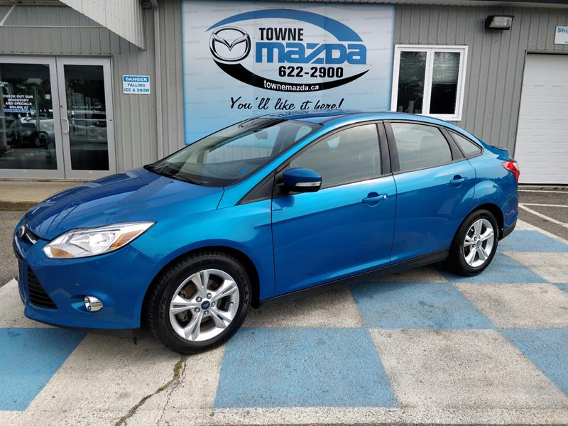 2013 Ford Focus 4dr Sdn SE #17335A