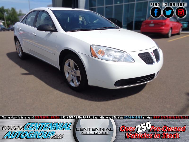 2009 Pontiac G6 4dr Sdn SE #88750