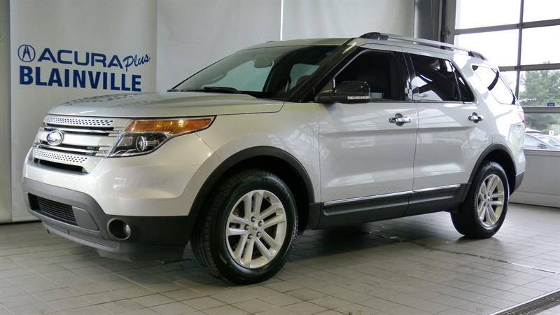 Ford Explorer 2014 XLT 4WD #A74496