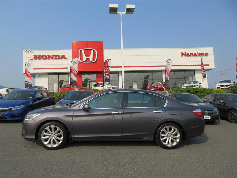 2014 Honda Accord Sedan 4dr V6 Auto Touring #H15729A