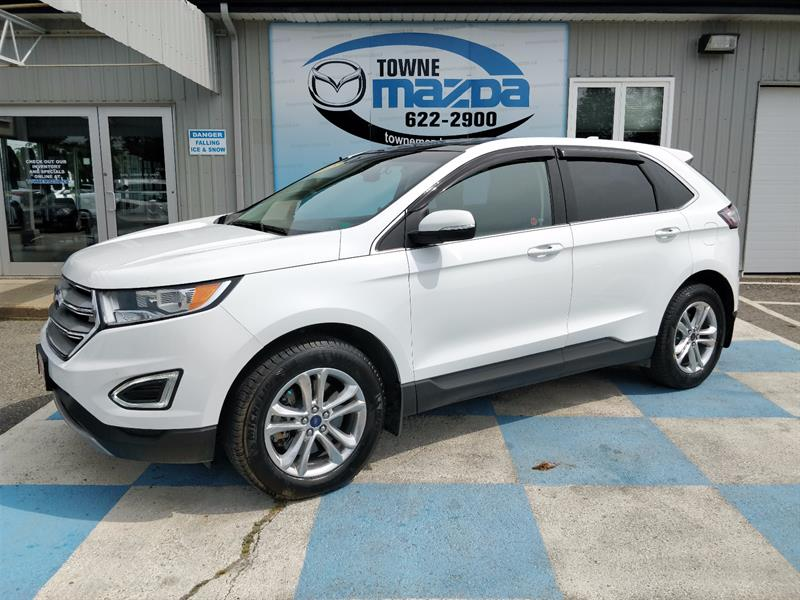 2015 Ford EDGE 4dr SEL AWD #MM756