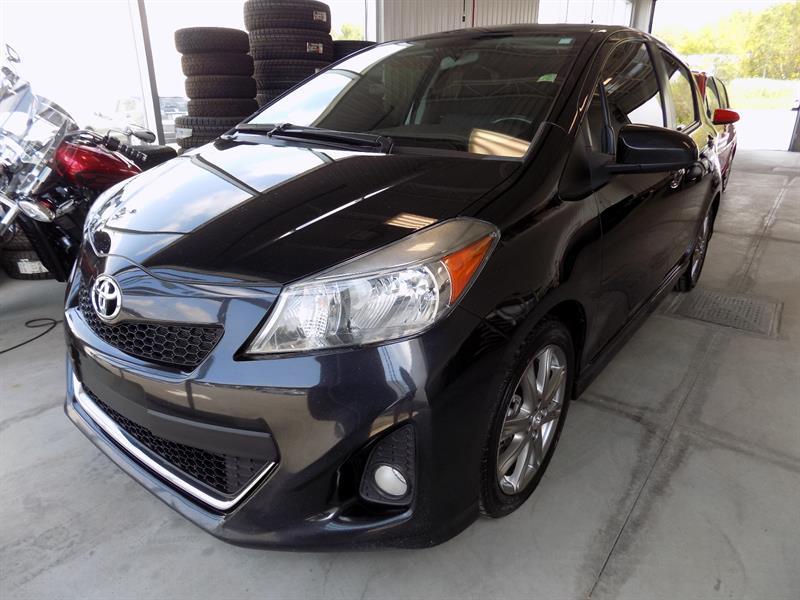 Toyota Yaris 2013 HB SE BLUETOOTH GARANTIE 2021 !!! #17-223A