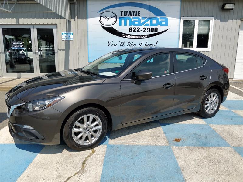 2015 Mazda MAZDA3 4dr Sdn GS #17348A