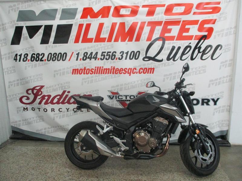 Honda CB500 2016