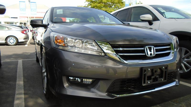 2014 Honda Accord Sedan Touring #LH7677