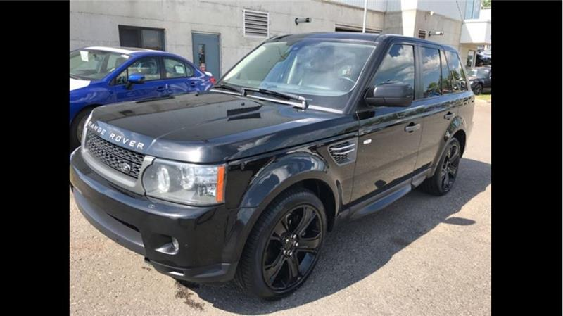 Land Rover Range Rover Sport 2011 HSE #00000