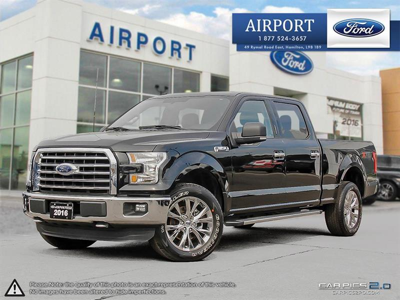 2016 Ford F-150 4WD SuperCrew #0HL937