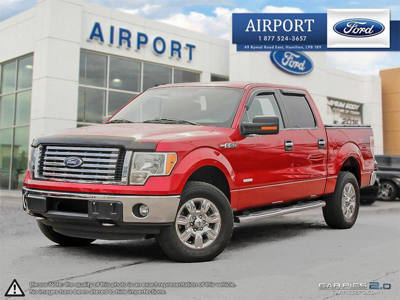 2011 Ford F-150 4WD SuperCrew #A70931