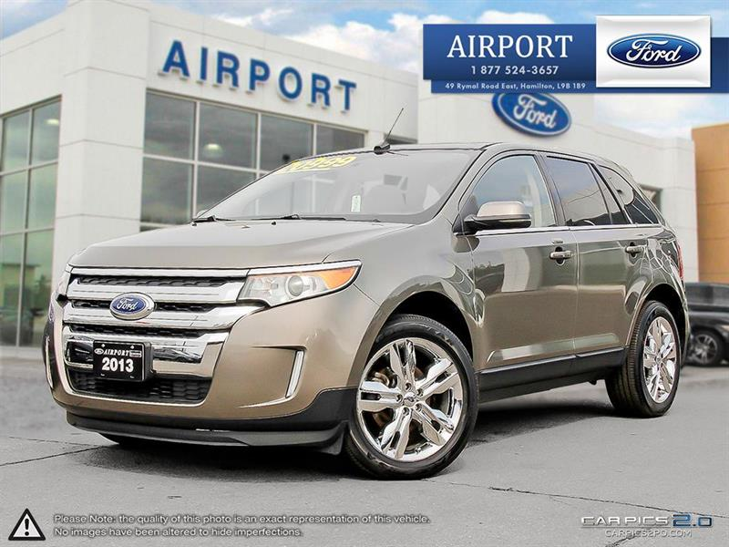 2013 Ford EDGE 4dr Limited FWD #00H869