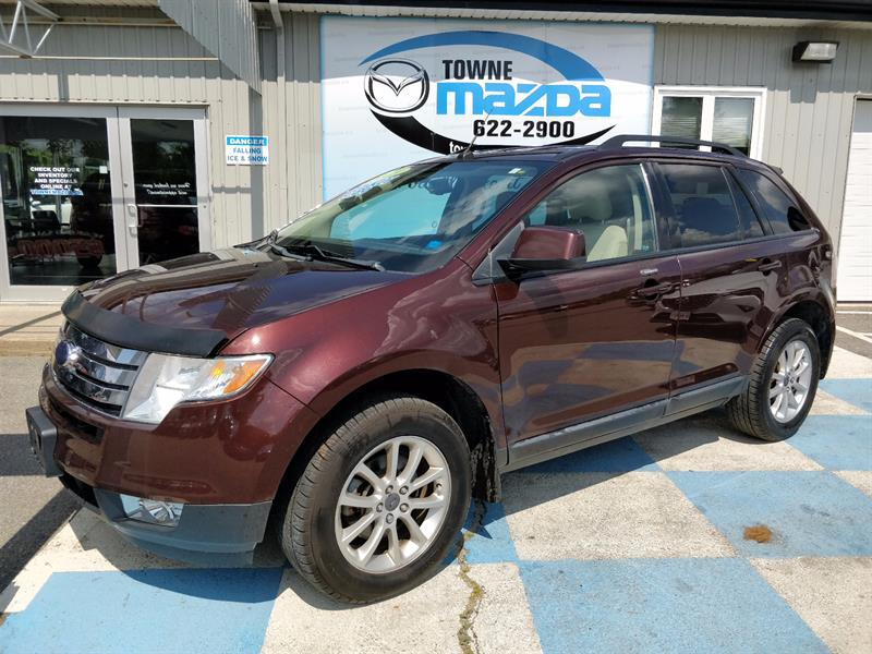 2009 Ford Edge AWD SEL #C5136A