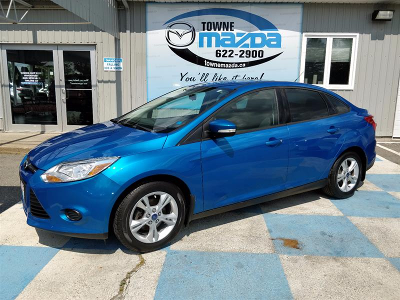 2013 Ford Focus 4dr Sdn SE #MM713A