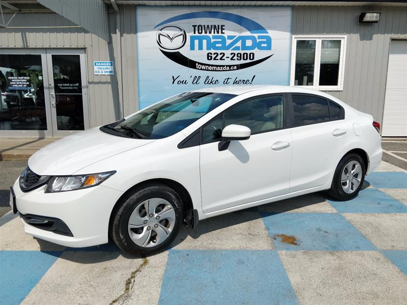 2014 Honda Civic Sedan 4dr Man LX #MM737