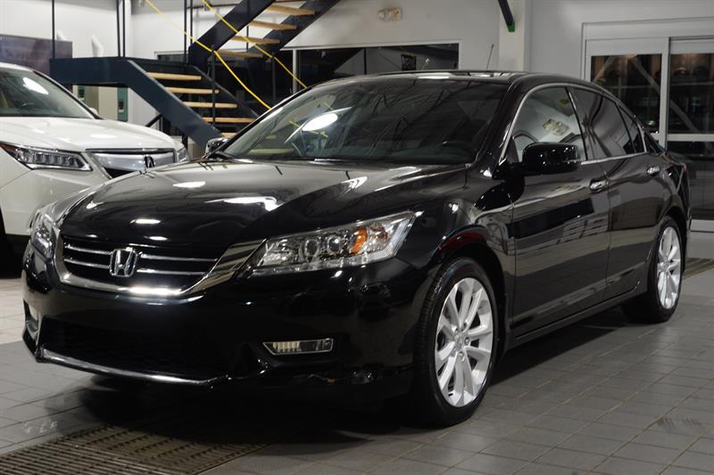 Honda Accord Sedan 2013 Touring V6 #57089A