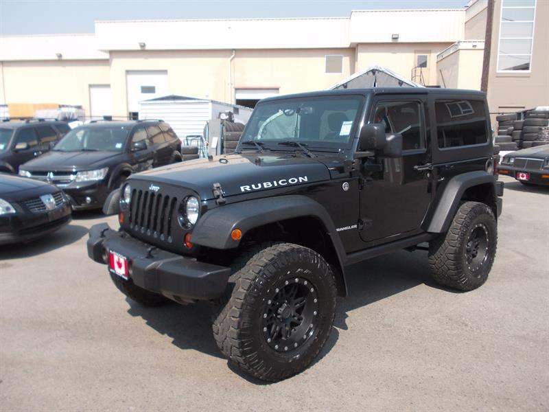 2013 Jeep Wrangler Rubicon 4X4 #A7963