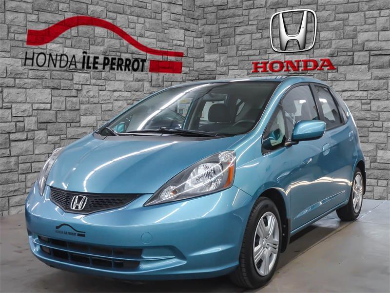 Honda FIT 2014 5dr HB Auto LX BLUETOOTH #44150