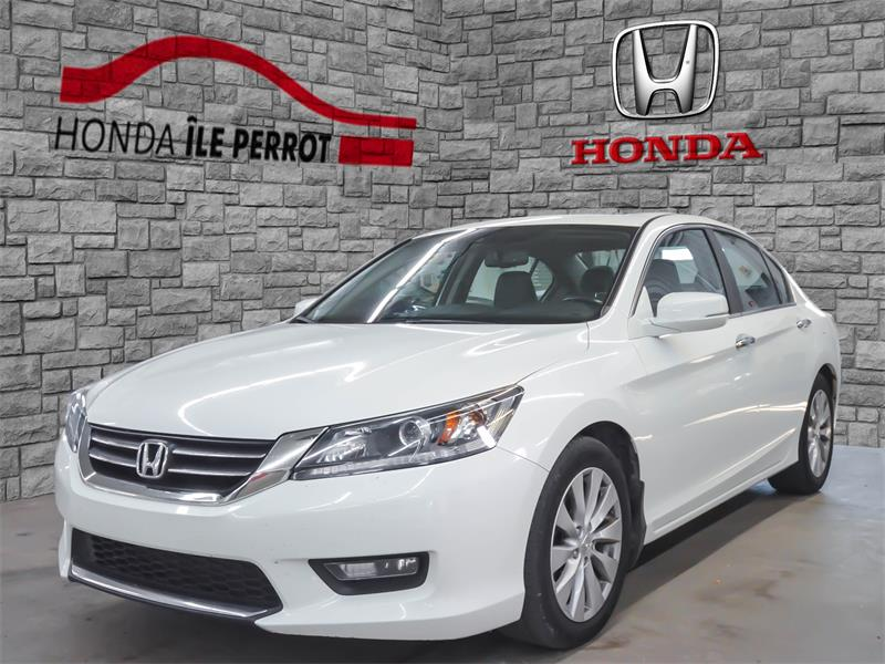 Honda Accord Sedan 2015 4dr I4 CVT EX-L #44159