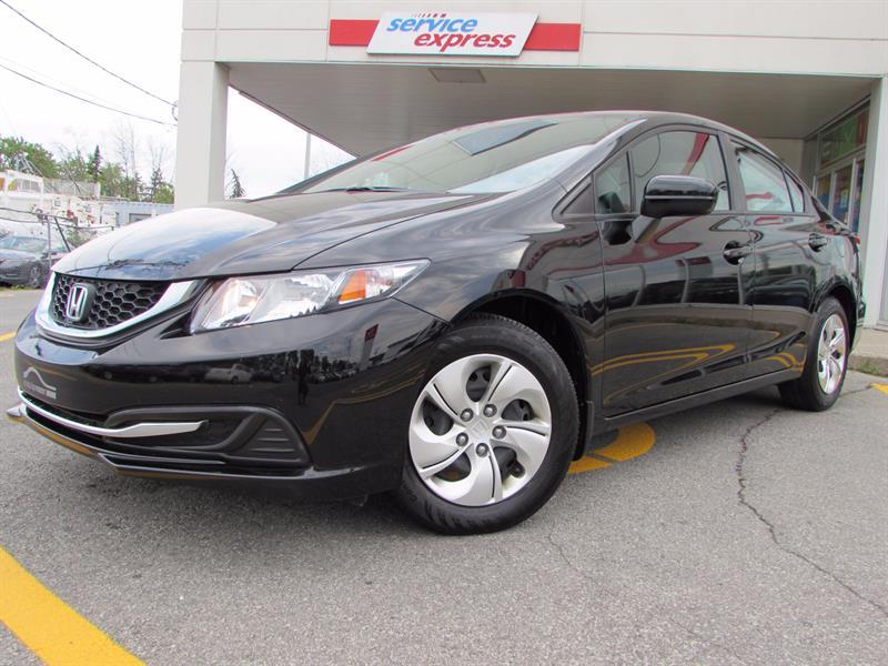 Honda Civic Sedan 2014 4dr Man LX #44138