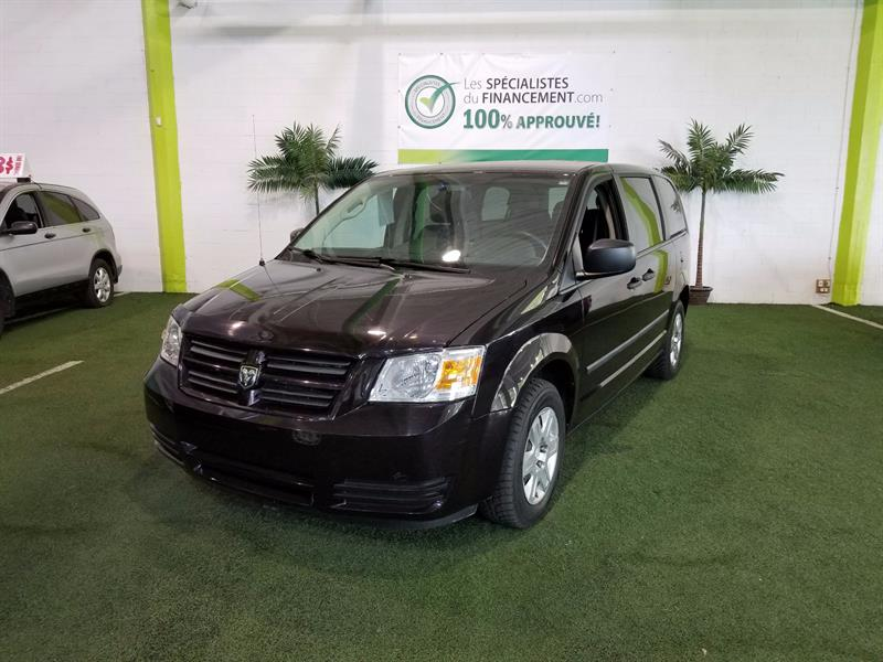 Dodge Grand Caravan 2010 4dr Wgn #1706-05