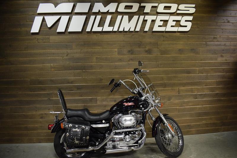 Harley Davidson XL1200C CUSTOM 2001