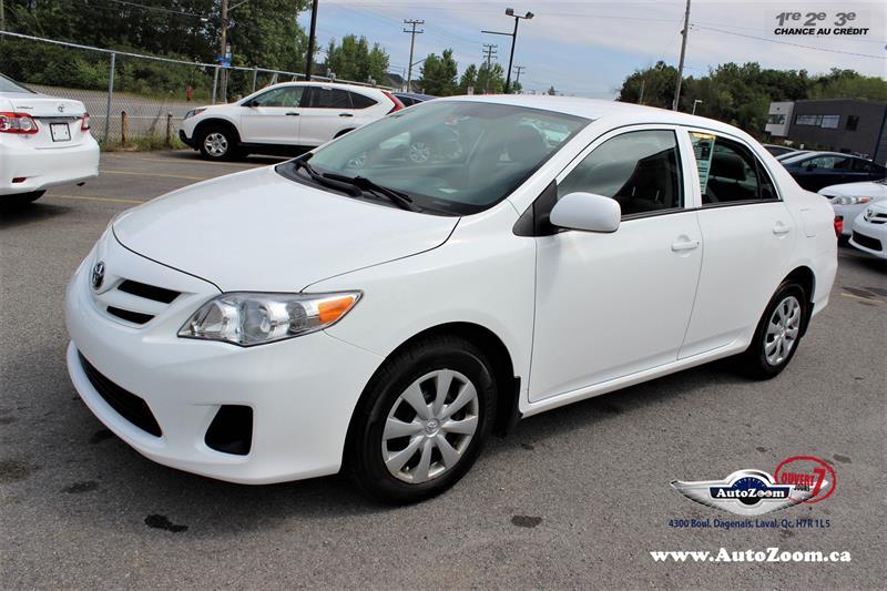 Toyota Corolla 2012 C PKG  #A4047