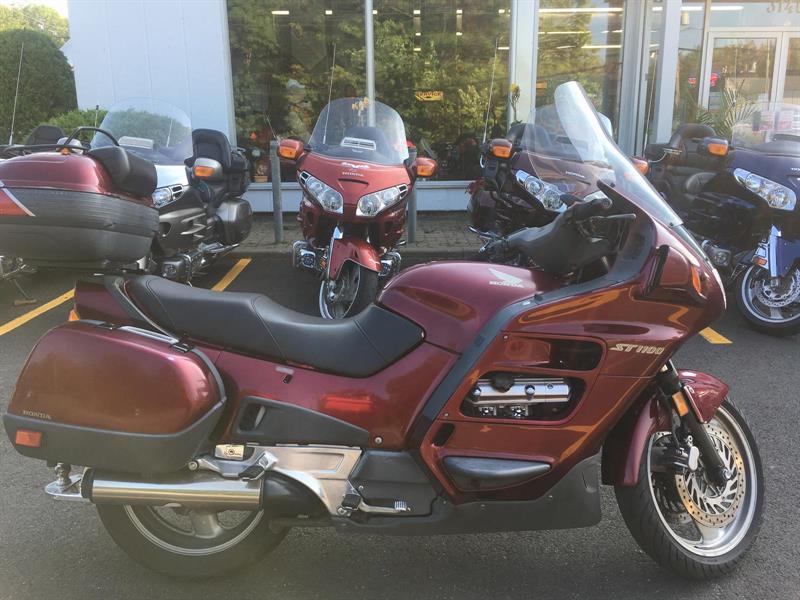 Honda ST 1100 2001
