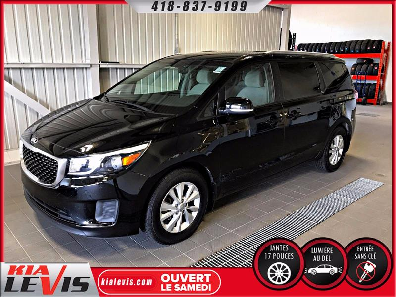 Kia Sedona 2017 LX-PLUS-8 PLACES-FULL-MAGS 17'' #1133