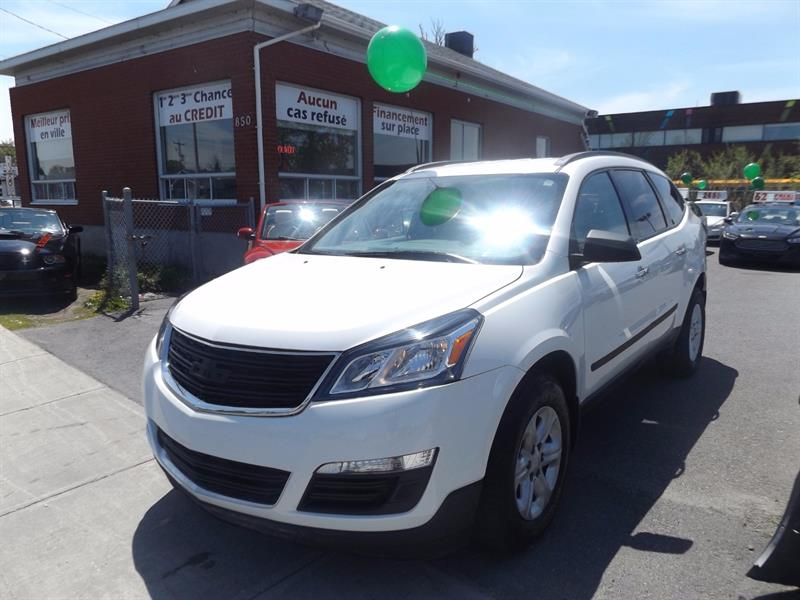 Chevrolet Traverse 2014 AWD 4dr LS #1675-05