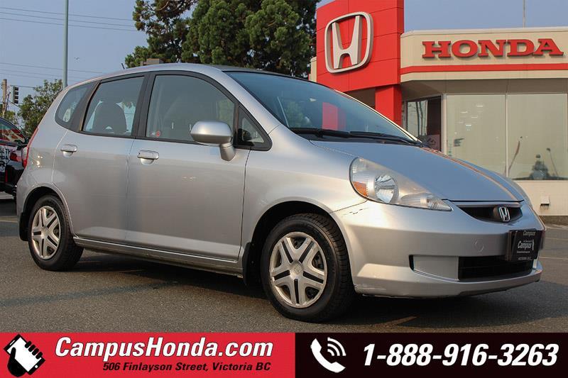 2007 Honda FIT DX MT #17-0421A